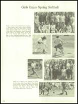 1972 Harrison High School Yearbook Page 158 & 159