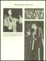1972 Harrison High School Yearbook Page 164 & 165