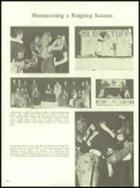 1972 Harrison High School Yearbook Page 168 & 169