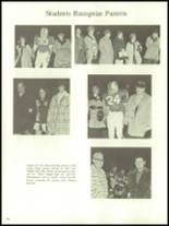 1972 Harrison High School Yearbook Page 170 & 171