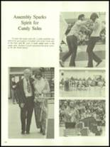 1972 Harrison High School Yearbook Page 176 & 177
