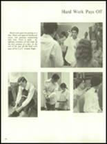 1972 Harrison High School Yearbook Page 182 & 183