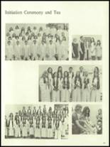 1972 Harrison High School Yearbook Page 184 & 185