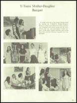 1972 Harrison High School Yearbook Page 188 & 189