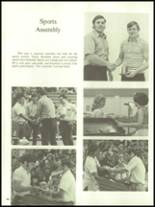 1972 Harrison High School Yearbook Page 194 & 195