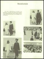 1972 Harrison High School Yearbook Page 196 & 197
