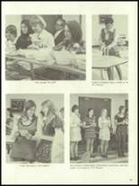 1972 Harrison High School Yearbook Page 204 & 205
