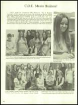 1972 Harrison High School Yearbook Page 208 & 209
