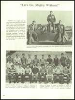 1972 Harrison High School Yearbook Page 210 & 211