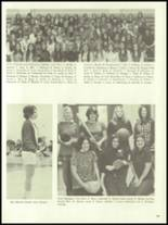 1972 Harrison High School Yearbook Page 212 & 213