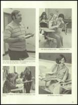 1972 Harrison High School Yearbook Page 216 & 217