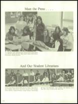 1972 Harrison High School Yearbook Page 218 & 219