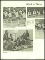 1972 Harrison High School Yearbook Page 220 & 221