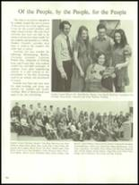 1972 Harrison High School Yearbook Page 226 & 227