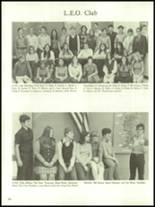 1972 Harrison High School Yearbook Page 230 & 231