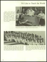 1972 Harrison High School Yearbook Page 232 & 233