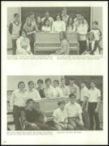 1972 Harrison High School Yearbook Page 234 & 235