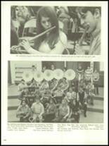 1972 Harrison High School Yearbook Page 242 & 243
