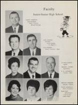 1968 Calera High School Yearbook Page 10 & 11