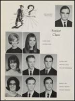 1968 Calera High School Yearbook Page 14 & 15