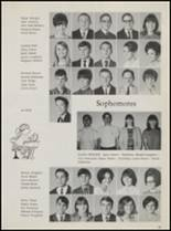 1968 Calera High School Yearbook Page 18 & 19