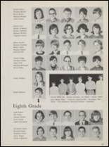 1968 Calera High School Yearbook Page 22 & 23