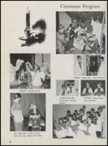 1968 Calera High School Yearbook Page 54 & 55