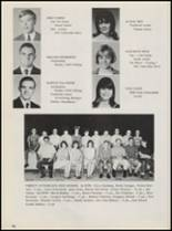 1968 Calera High School Yearbook Page 62 & 63