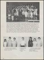 1968 Calera High School Yearbook Page 64 & 65