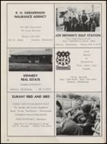 1968 Calera High School Yearbook Page 74 & 75