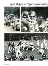 1985 Pensacola High School Yearbook Page 24 & 25