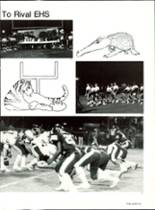1985 Pensacola High School Yearbook Page 28 & 29