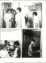 1985 Pensacola High School Yearbook Page 34 & 35