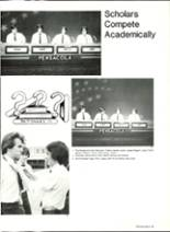 1985 Pensacola High School Yearbook Page 46 & 47