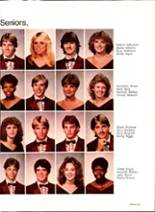 1985 Pensacola High School Yearbook Page 52 & 53