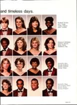 1985 Pensacola High School Yearbook Page 56 & 57