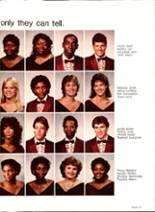 1985 Pensacola High School Yearbook Page 60 & 61