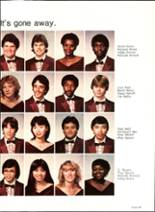 1985 Pensacola High School Yearbook Page 62 & 63