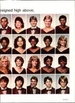 1985 Pensacola High School Yearbook Page 66 & 67