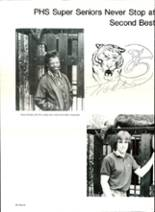 1985 Pensacola High School Yearbook Page 70 & 71