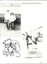 1985 Pensacola High School Yearbook Page 74 & 75