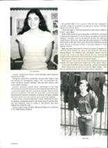 1985 Pensacola High School Yearbook Page 80 & 81