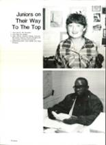 1985 Pensacola High School Yearbook Page 82 & 83