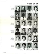 1985 Pensacola High School Yearbook Page 84 & 85