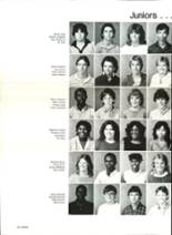 1985 Pensacola High School Yearbook Page 86 & 87