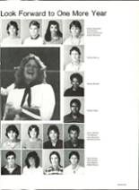 1985 Pensacola High School Yearbook Page 90 & 91