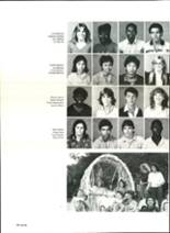 1985 Pensacola High School Yearbook Page 92 & 93