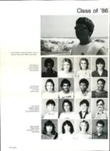 1985 Pensacola High School Yearbook Page 94 & 95