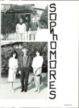 1985 Pensacola High School Yearbook Page 98 & 99