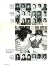 1985 Pensacola High School Yearbook Page 100 & 101
